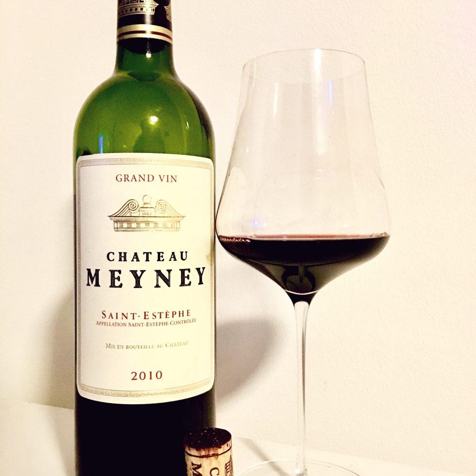 Chateau meyney the wine juggler for Chateau meyney